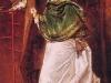 Ladislaus Bakalowicz (1833-1903) Feeding her favorite Pet
