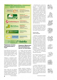 Газета СУРОК.ИНФО №3 (13), 2010 г., стр. 2