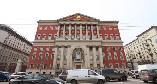 Здание Правительства Москвы. Фото Евгения Смирнова, ИА «Клерк.Ру»